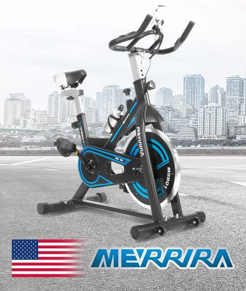 จักรยาน Spin Bike จักรยานออกกำลังกาย รุ่น HAWK