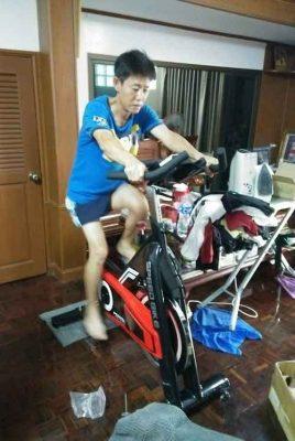 รีวิว จักรยาน Spin Bike รุ่น SPEED BIKE